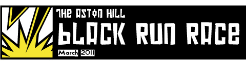 Aston Hill Black Run Race